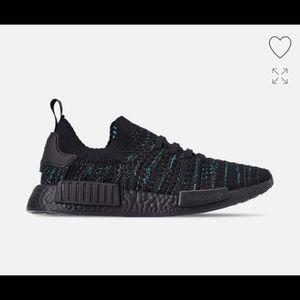 Adidas Men's NMD R1 Parley Sneaker. Sz 9